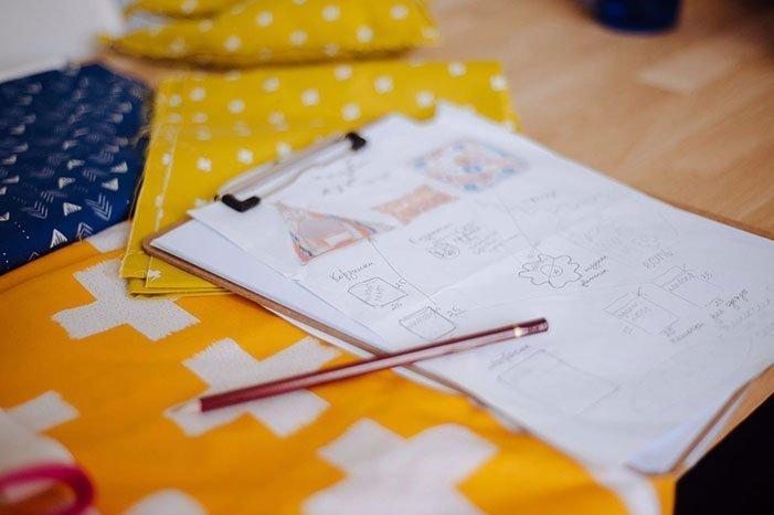 Gypsy Kids – дизайн и производство детского текстиля
