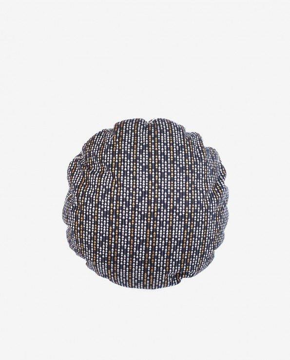 Декоративный пуфик-подушка