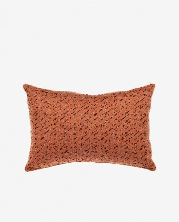 Прямоугольная декоративная подушка для комнаты