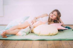 Детские игровые маты – прекрасная альтернатива тяжелому и пыльному ковру