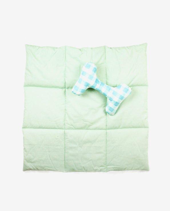 Матрас и подушка для прогулок