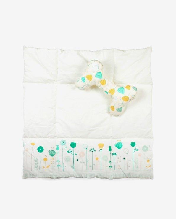 Матрас-одеяло для игр, сна и прогулок