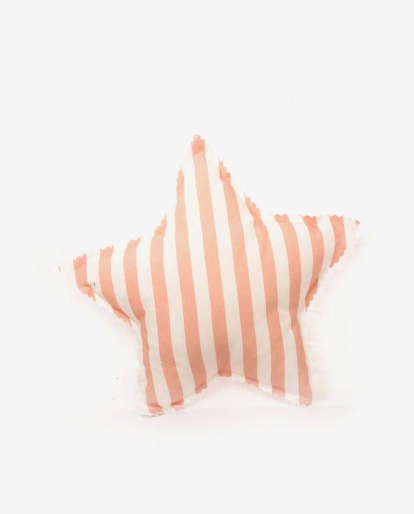 Декоративная подушка для игр в форме звезды