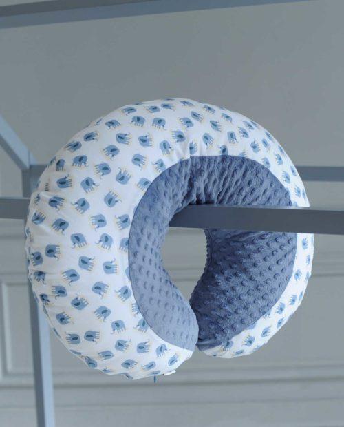 Подушка для кормления «Слоники»