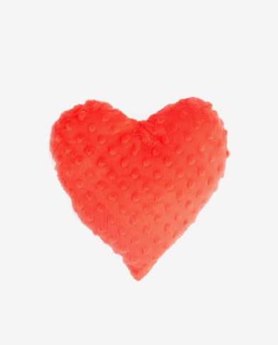 Подушечка-сердечко — Красный