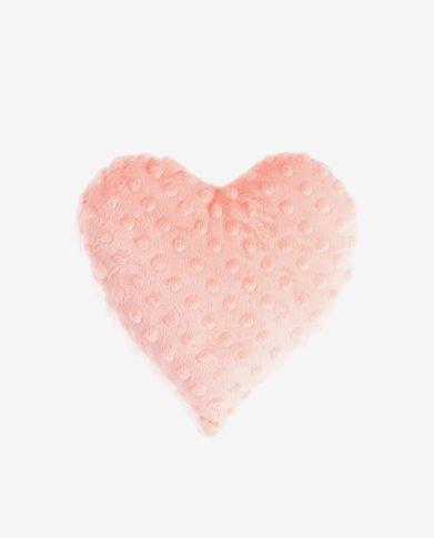 Подушечка-сердечко — Персиковый