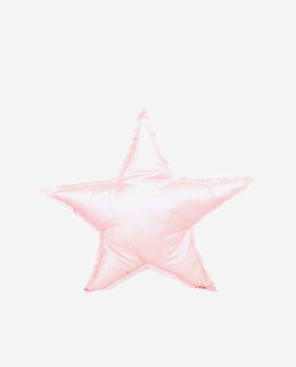 Пудрово-розовая звездочка