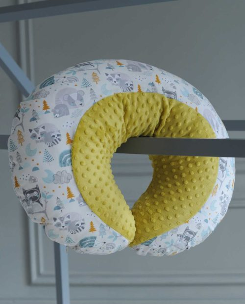 Подушка для кормления «Совушки»