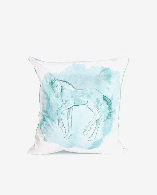 Подушка–пуфик «Лошадка»