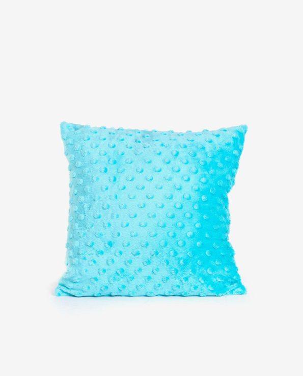 Двусторонняя декоративная подушка (сторона из плюша)