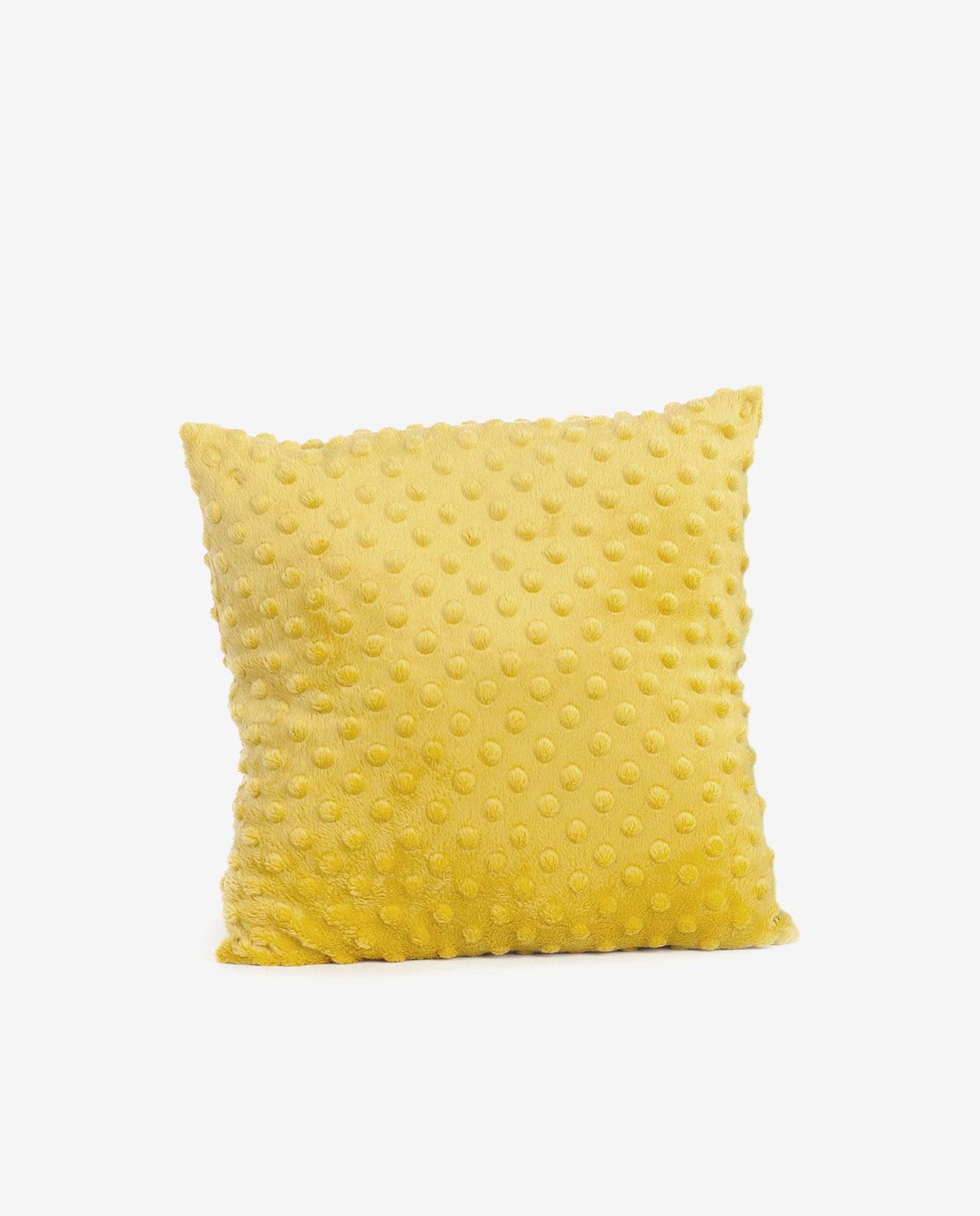 Декоративная подушечка «Горчичное зернышко»