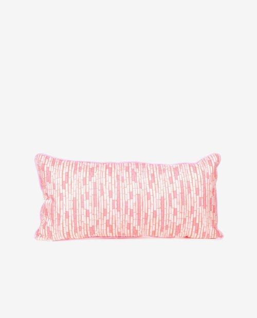Подушечка «Розовый Бамбук»