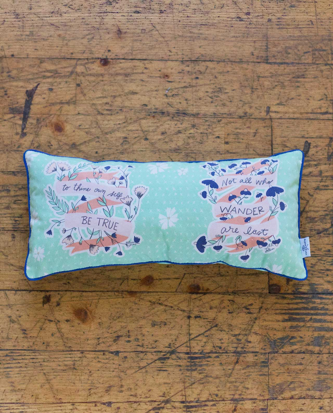 Декоративная подушка «Мечты»