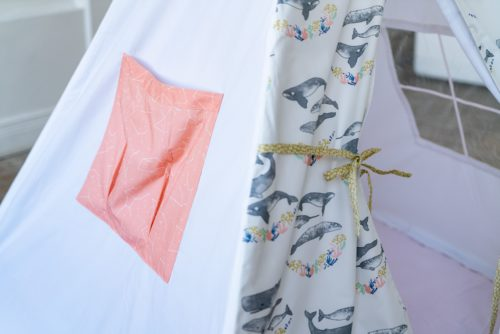 Вигвамчик «Морское путешествие: Peach»