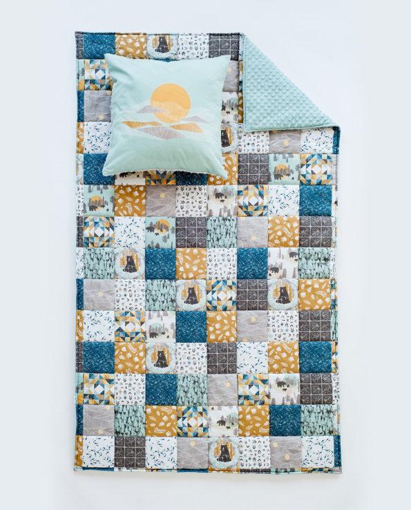 Подушка и одеяло - Комплект «Аспен»