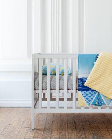 Детский постельный комплект «Морское путешествие»