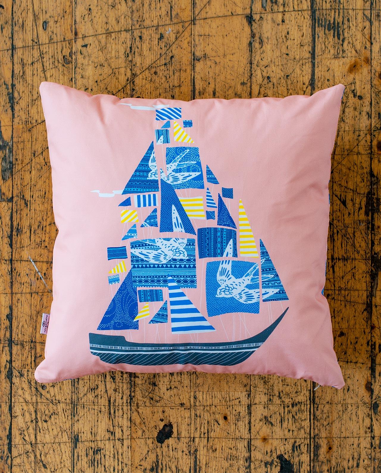 Подушка и Комплект «Морское путешествие»