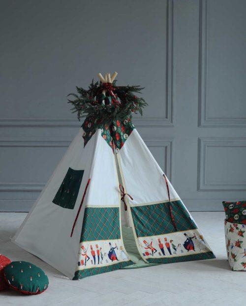 Рождественский детский вигвам «Щелкунчик»