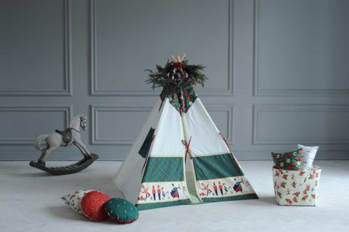 Рождественский детский комплект «Щелкунчик»