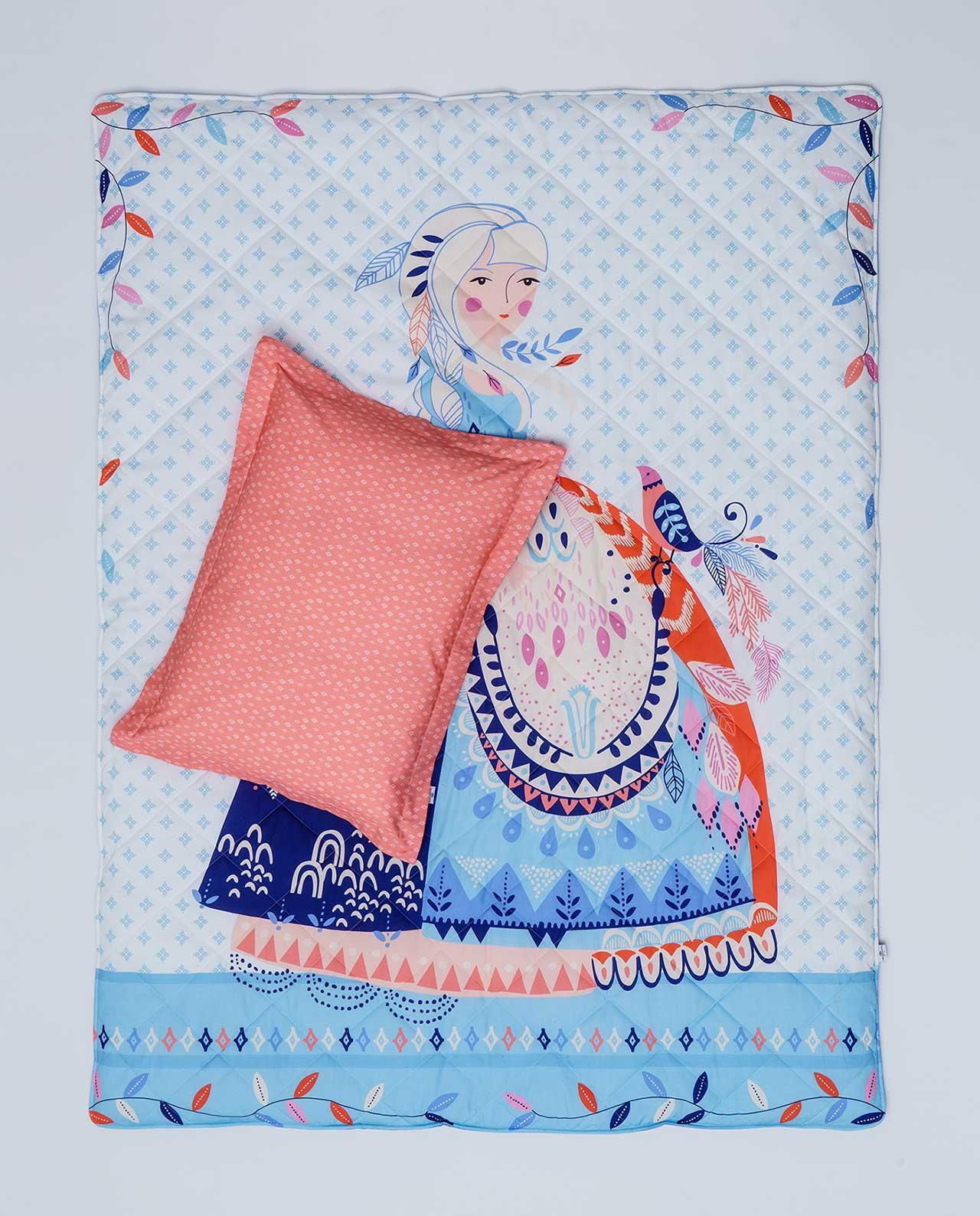 Комплект постельного белья для девочек «Принцессы»