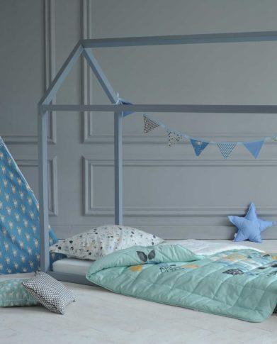 Постельный комплект для детей «Бемби: Blue»
