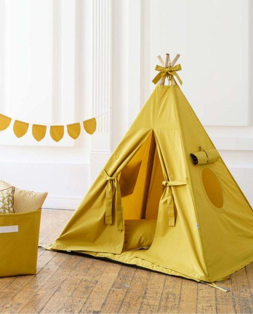 Желтый вигвам для малышей «Пекин»