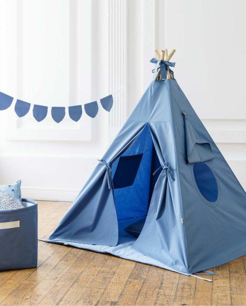 Голубой вигвам для детей «Сидней»