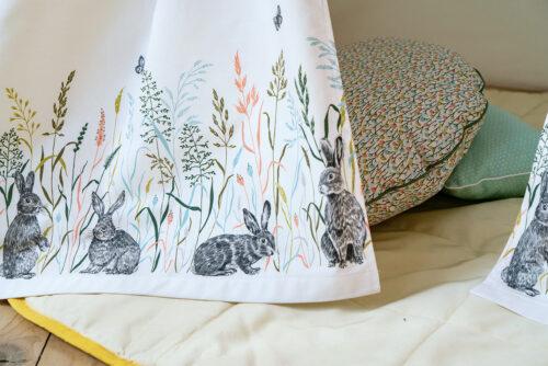 Вигвам «Серый кролик»