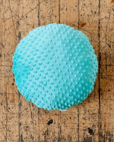 Декоративная круглая подушечка «Minky»