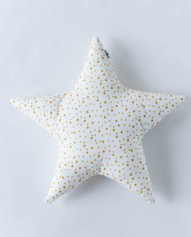 Подушечка-звездочка «Звездная россыпь»