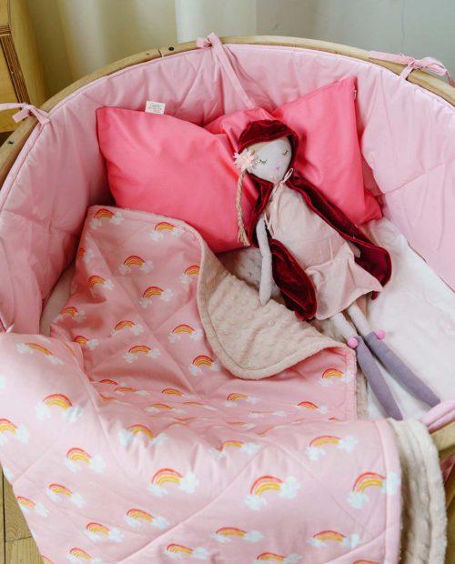 Пледик «Pink Safari»