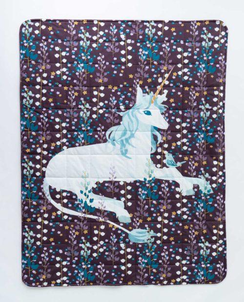 Пледик «Волшебный Единорог»
