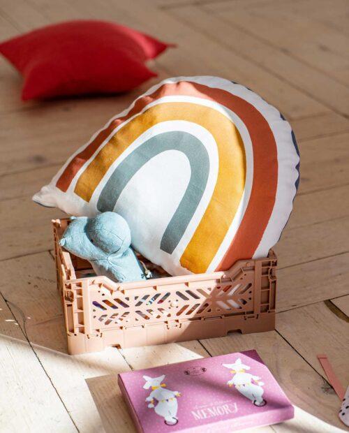 Подушка-радуга – коллекция «Радуги»