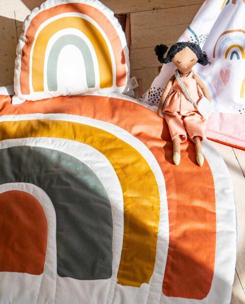 Подушка-радуга — коллекция «Радуги»