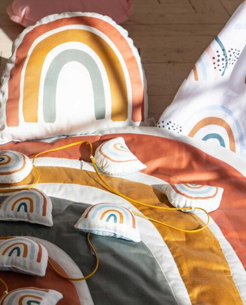 Матрас-радуга — коллекция «Радуги»