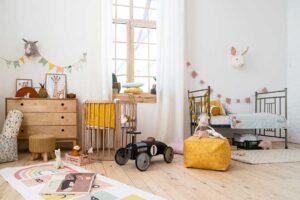 Чем продуманней интерьер детской – тем дольше он прослужит – от новорожденного до подросткового